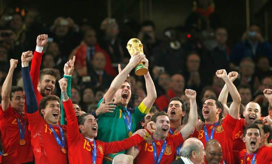 Furiaroja - Historia y actualidad de la selección española de fútbol